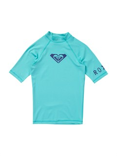 BJR0Roxy Wave SS Girl Rashguard by Roxy - FRT1