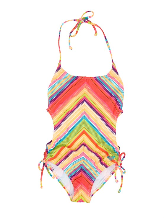 MNA4Girls 7- 4 Syncro 2MM SS Springsuit Back Zip by Roxy - FRT1