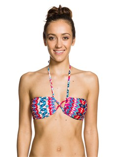 RQG6Essentials Tiki Tri Top by Roxy - FRT1