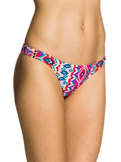 RQG6Love & Happiness Firefly Tie Side Bottoms by Roxy - FRT1
