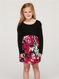 KVJ6Girls 2-6 Bundled Up Dress by Roxy - FRT1