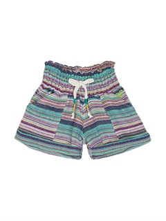 GNQ3Girls 2-6 Lisy Embellished Shorts by Roxy - FRT1