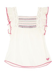 WBS0Girls 2-6 Night Song Dress by Roxy - FRT1