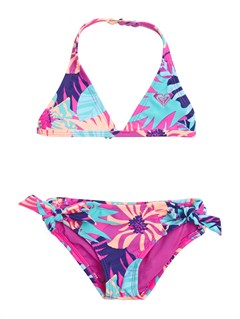 BGD7Girls 2-6 Roxy Charm Bandeau Tankini Set by Roxy - FRT1