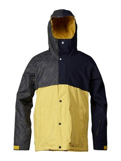 YKN1Decade  0K Insulated Jacket by Quiksilver - FRT1