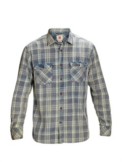 BRQ1Big Bury Long Sleeve Shirt by Quiksilver - FRT1