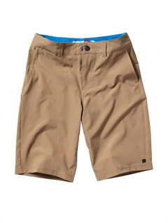 TKA0Boys 8- 6 Downtown Shorts by Quiksilver - FRT1