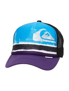 BRYBaby Boardies Trucker Hat by Quiksilver - FRT1
