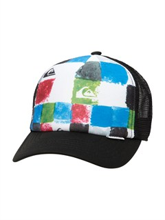 WHTBoys 8- 6 Boardies Hat  by Quiksilver - FRT1