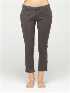 CRGUltra Slides Chino Pants by Roxy - FRT1