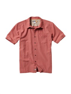 REDMen s Baracoa Coast Short Sleeve Shirt by Quiksilver - FRT1