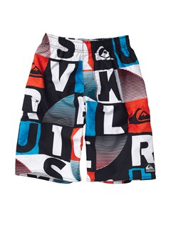 KVJ6Boys 8- 6 Clink Boardshorts by Quiksilver - FRT1