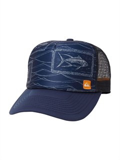 BSN0After Hours Trucker Hat by Quiksilver - FRT1