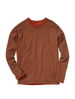 CPE0Sunset Ranch Long Sleeve T-Shirt by Quiksilver - FRT1