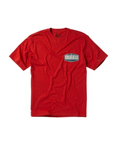 RQV0Men s Channel T-Shirt by Quiksilver - FRT1