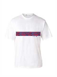 WBB0Men s Indicators T-Shirt by Quiksilver - FRT1