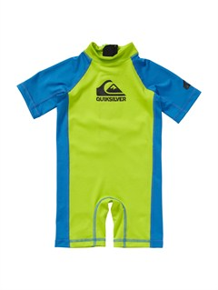 XGGBToddler Syncro  .5mm Back Zip Springsuit by Quiksilver - FRT1