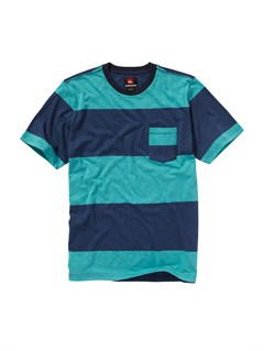BRQ3A Frames Slim Fit T-Shirt by Quiksilver - FRT1