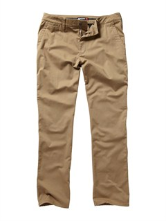 CLM0Class Act Chino Pants  32  Inseam by Quiksilver - FRT1
