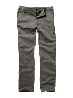 KQC0Class Act Chino Pants  32  Inseam by Quiksilver - FRT1