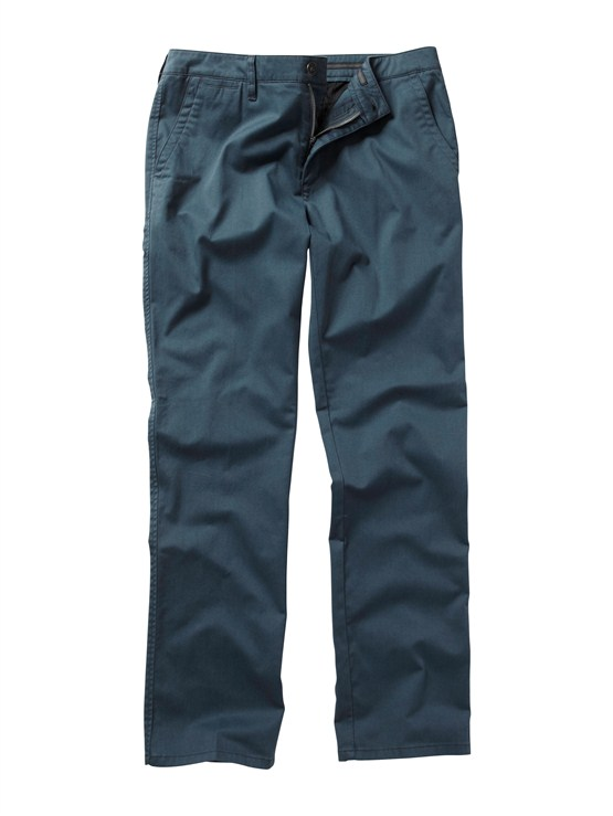 KRD0Class Act Chino Pants  32  Inseam by Quiksilver - FRT1