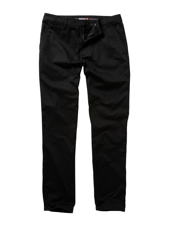 KVJ0Class Act Chino Pants  32  Inseam by Quiksilver - FRT1