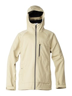 TKJ0Travis Rice Polar Pillow  5K Jacket by Quiksilver - FRT1