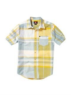 RBGTube Prison Short Sleeve Shirt by Quiksilver - FRT1