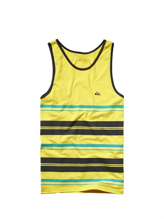 YGP0Mountain Wave Slim Fit Tank by Quiksilver - FRT1