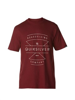 RZF0A Frames Slim Fit T-Shirt by Quiksilver - FRT1