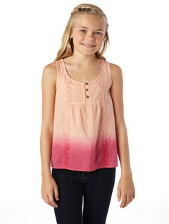 MLW6Girls 7- 4 Wandering Meadow Tank by Roxy - FRT1
