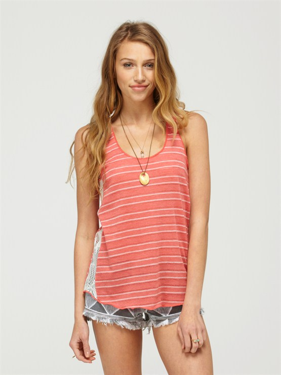 ARDALL ABOARD TANK TOP by Roxy - FRT1