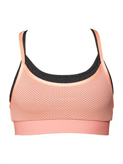KPV0Cross Back Seamless Sports Bra by Roxy - FRT1