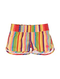 MNA4Girls 2-6 Doll Face Loosen Up Boardshorts by Roxy - FRT1