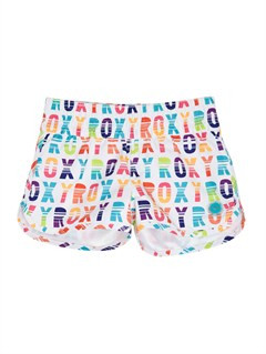 WBB7Girls 2-6 Doll Face Loosen Up Boardshorts by Roxy - FRT1