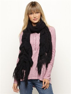 BLKCozy Up Scarf by Roxy - FRT1