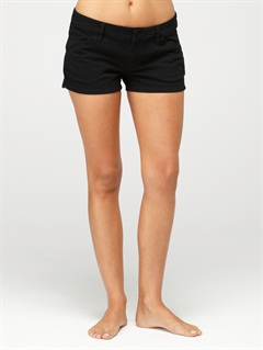 BLK60s Low Waist Shorts by Roxy - FRT1