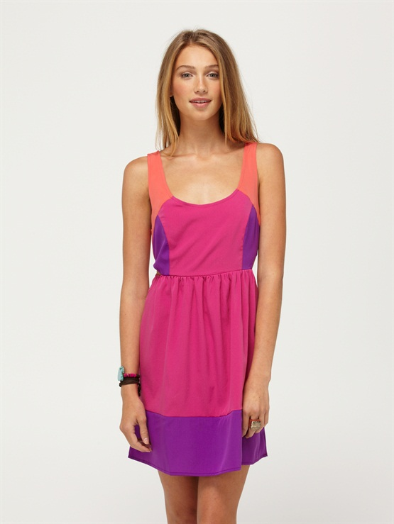 FUSShore Thing Dress by Roxy - FRT1