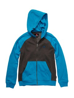 BMJ0Boys 8- 6 Prescott Hooded Sweatshirt by Quiksilver - FRT1