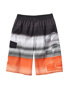 NMJ6BOYS 8- 6 A LITTLE TUDE BOARDSHORTS by Quiksilver - FRT1
