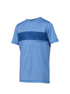 BLUBoys 8- 6 2nd Session T-Shirt by Quiksilver - FRT1