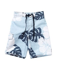 SBUBoys 2-7 Beach Day Boardshorts by Quiksilver - FRT1