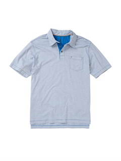 BQP0Sand Trap Polo Shirt by Quiksilver - FRT1