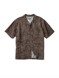 TMS0Men s Anahola Bay Short Sleeve Shirt by Quiksilver - FRT1