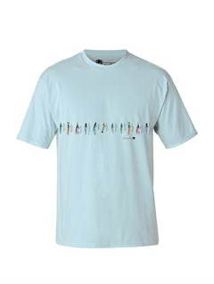 BJP0Original Stripe Slim Fit T-Shirt by Quiksilver - FRT1