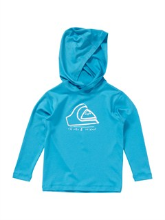 BKV0All Time Toddler LS Rashguard by Quiksilver - FRT1