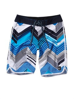 "NBLAG47 Line Up 20"" Boardshorts by Quiksilver - FRT1"