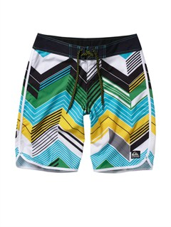 "VGNAG47 Line Up 20"" Boardshorts by Quiksilver - FRT1"
