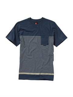 BRQ3Ancestor Slim Fit T-Shirt by Quiksilver - FRT1