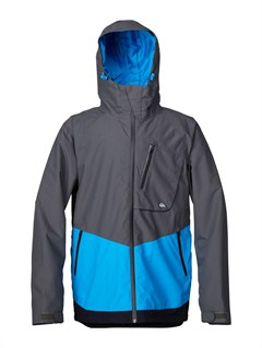 KRP0Mission  0K Insulated Jacket by Quiksilver - FRT1